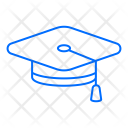 Convocation Cap Icon