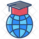 Graduation Cap Graduate Icon