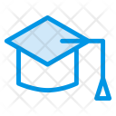 Education Cap Graduation Icon
