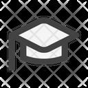 Graduation cap Icon