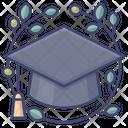 Cap Graduation Degree Icon