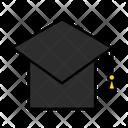 Mortarboard University College Icon