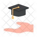 Mortarboard Cap Graduation Icon