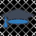 Graduation Cap Degree Icon