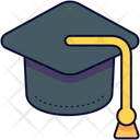 Graduation Cap Cap Graduation Icon