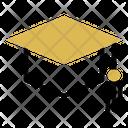 Graduation Cap Graduate Education Icon
