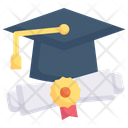 Graduation Ceremony Icon
