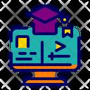 Graduation Class Icon