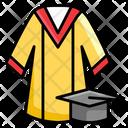 Graduation Costume Icon