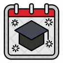 Graduation Appointment Hat Icon