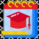 Graduation Day Icon