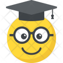 Graduation Emoji Icon