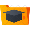 Graduation File Icon