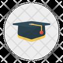 Hat Graduation Degree Icon