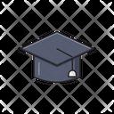 Hat Graduation Success Icon