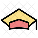 Hat Student Education Icon