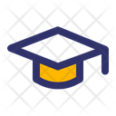 Graduation Hat Business Education Icon