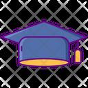 Graduation Hat Icon