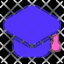 Education Hat Graduation Hat Icon