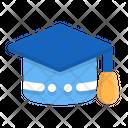 Graduation Cap Education Icon