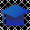 Hat Academic Graduation Icon