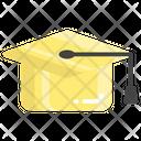 Graduation Hat Graduation Education Icon