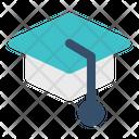 Graduation Hat Education Icon