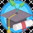 Education Study School Icon