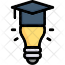 Graduation Idea Icon