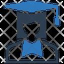 Graduation student Icon