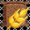 Grain Bags Farm Icon