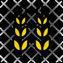 Grain Agriculture Crops Icon