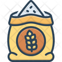 Grain Cereals Corn Icon