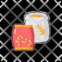 Grain And Pasta Icon