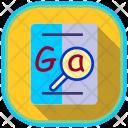 Grammar Checker Comparison Icon