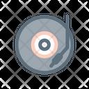 Gramophone Gramophone Cd Cd Icon