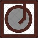 Gramophone Music Sound Icon