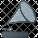 Gramophone Music Player Icon