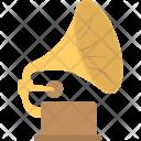 Gramophone Phonograph Victrola Icon