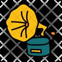 Gramophone Record Player Icon
