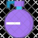 Granade Hand Granade Depression Icon