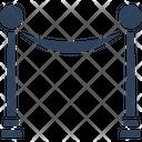 Grand entrance Icon