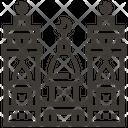 Garnd Mosque Muslim Faith Icon