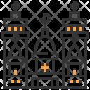 Muslim Faith Religious Icon