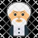 Grandfather Person Avatar Icon