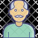 Father Grandfather Grandpa Icon