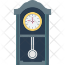 Grandfather Clock Icon