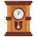 Grandfather Clock Timer Watch Icon