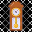 Grandfather Clock Icon