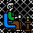 Grandmother Elder Oldeoman Icon